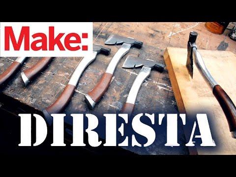 DiResta: Axe Mold Making