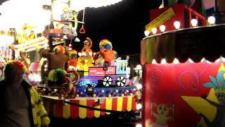 Bridgwater Carnival 2018 One Plus One CC Afro Circus
