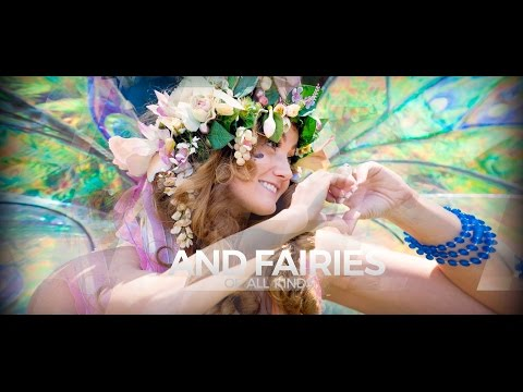 May Day Fairie Festival Spoutwood Farm 2015