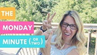 The Monday Minute: National Ice Cream Day & Piña Colada Day