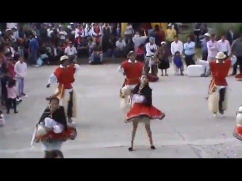 Segundo dia de fiesta de San Jose 2013 Festival de Danza (Parroquia Sidcay)