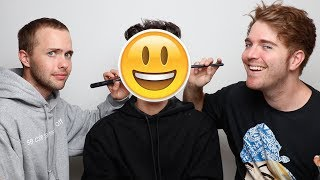 SHANE DAWSON AND RYLAND DO MY MAKEUP