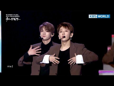 JBJ - Fantasy / Say My Name [2018 Pyeongchang G-50 Concert/ 2017.12.29]