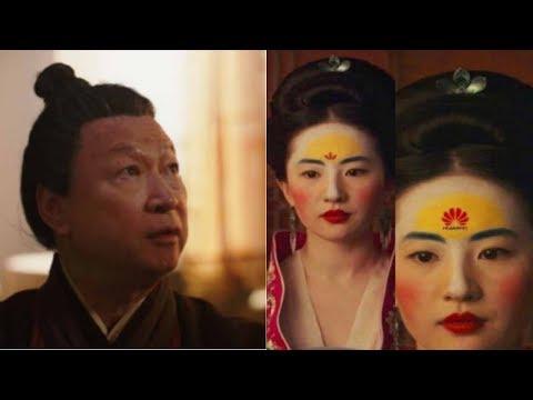 刘亦菲将花木兰演成什么样子?