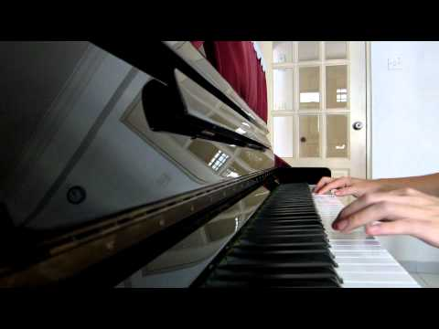 IRIS OST (아이리스 OST) - Sad Love (Piano)