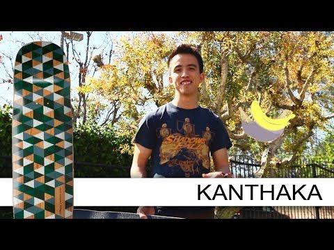 Video LOADED DECK Kanthaka Wider 8.875 Multi