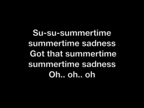 Baixar Summertime Sadness REMIX Karaoke  W/ LYRICS