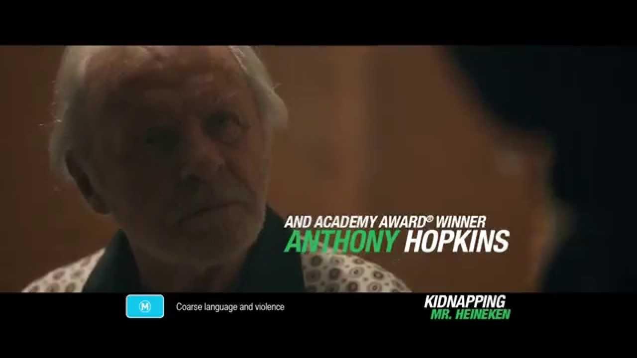 Trailer de Kidnapping Mr. Heineken