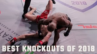 Top 10 Knockouts of 2018 | PFL - Professional Fighters League