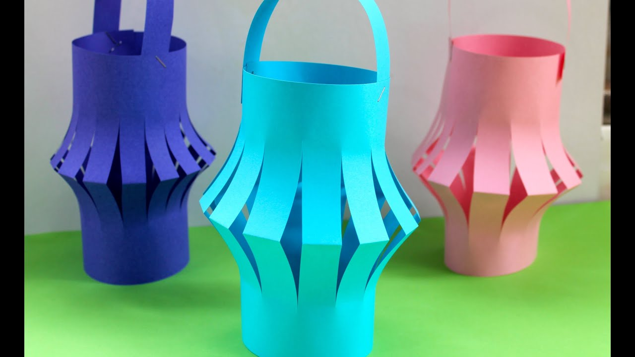 How To Make A Chinese Paper Lantern Fun Kids Activities