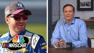 Dale Earnhardt Jr. provides unique perspective on the Ryan Newman crash | Motorsports on NBC