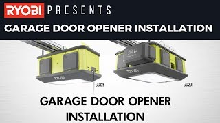 Video: Ultra-Quiet Garage Door Opener
