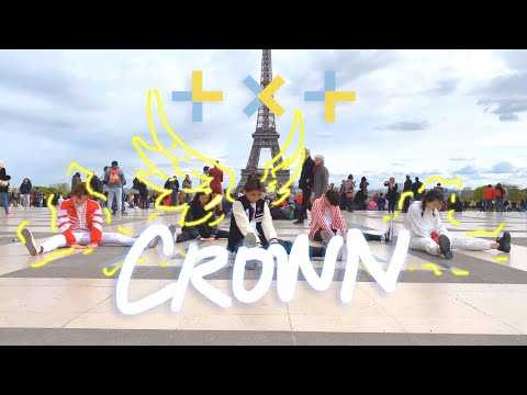[KPOP IN PUBLIC] TXT (투모로우바이투게더) - 'CROWN' Dance Cover