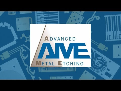 Advanced Metal Etching - Photochemical Machining Experts!