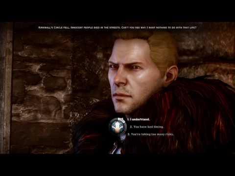 Dragon Age Inquisition - Perseverance (Cullen Romance PC Part 11)