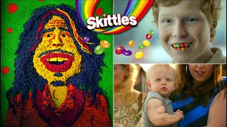 Funny Skittles Taste The Rainbow Commercials EVER!