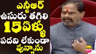God punished me for being part of Chandrababu's coup again..