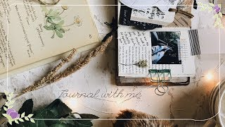 Journal With Me (quote & art journaling)