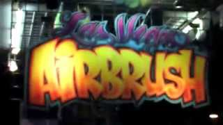Airbrush Las Vegas