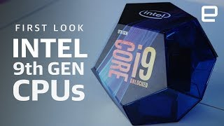 Intel 9th Generation Desktop CPUs First Look