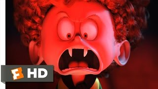 Hotel Transylvania 2 (8/10) Movie CLIP - Dennis Gets His Fangs (2015) HD