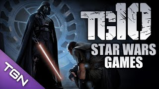 TG10: Top 10 Best Star Wars Games of All Time