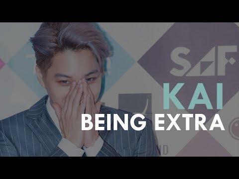 KAI being EXTRA