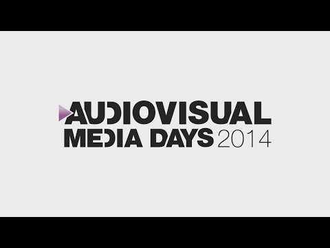Trailer: Audiovisual Media Days 2014 - Trailer zur Konferenzmesse