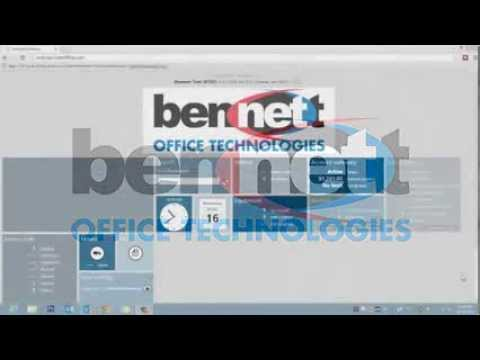 Bennett Office Technologies Customer Portal: Schedule Document Imaging Service and View History