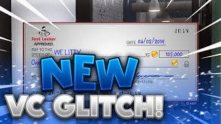 THE MOST AND FASTEST NBA 2K19 🤑UNLIMITED VC GLITCH🤑AFTER PATCH 1.07! 750K VC A HOUR!!