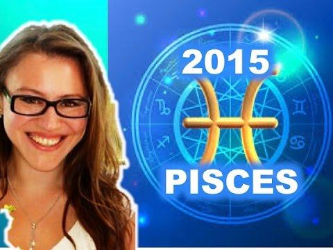 PISCES 2015 Horoscope with Astrolada
