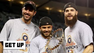 Astros players will apologize for 2017 sign-stealing scandal | Get Up