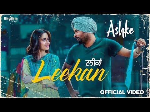 Leekan - Amrinder Gill - Jatinder Shah - Ashke