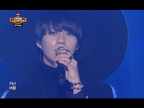 SHINee - Close The Door, 샤이니 - 닫아줘, Show Champion 20131030