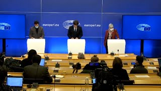 La Justicia europea retira la inmunidad de Puigdemont y los exconsellers