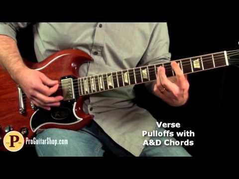 AC/DC - Hell's Bells Guitar Lesson