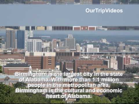 Pictures of Birmingham (Vulcan, Sloss and City), AL, US