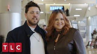 Zied Reunites With Rebecca! | 90 Day Fiancé