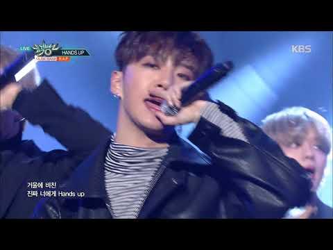 뮤직뱅크 Music Bank - HANDS UP - B.A.P.20171222