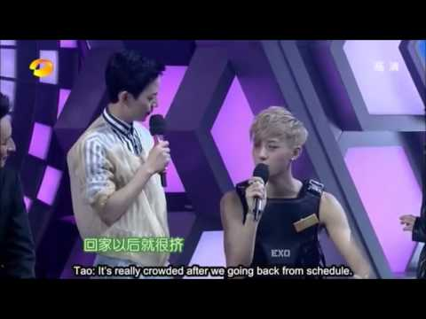 Tao EXO -most childish according to exo members
