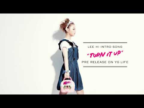 LEE HI (이하이) - 'TURN IT UP' (Intro)