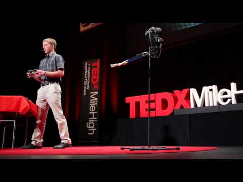 3D Printing in Animatronics: Easton LaChappelle at TEDxMileHigh thumbnail