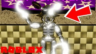 How To Unlock Shadow Foxy in Roblox Fnaf 2 The New And Improved Pizzeria