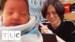 Jihoon Watches American Girlfriend Give Birth Via Video Chat   90 Day Fiance: The Other Way