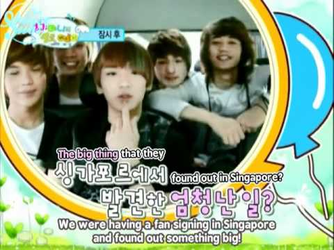 SHINee - Hello Baby Eng Sub Ep 6 Part 3/5