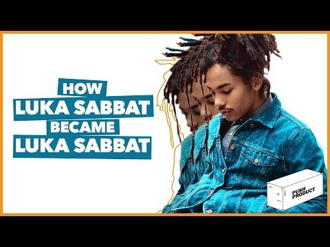 How LUKA SABBAT Became LUKA SABBAT (The Real Story) 2018
