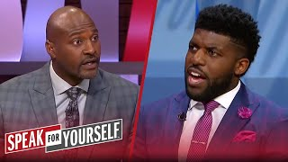 Wiley & Acho disagree on whether 49ers made a mistake drafting Trey Lance | NFL | SPEAK FOR YOURSELF