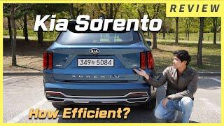 MPG test on the all new Kia Sorento 2021! Let's find out w/ the Kia Sorento with Hybrid powertrain.