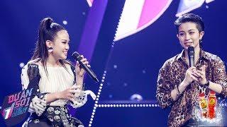 """Ngọc Vi """"dại dột"""" hát hit của Sơn Tùng M-TP trên sân khấu The Debut"""