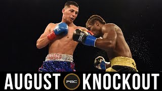 August PBC Knockout: Immanuwel Aleem vs Hugo Centeno Jr.